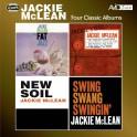 Four Classic Albums / Jackie McLean