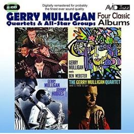 Four Classic Albums / Gerry Mulligan