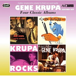 Four Classic Albums / Gene Krupa