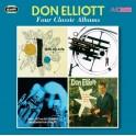 Four Classic Albums / Don Elliott