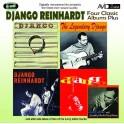 Four Classic Albums Plus / Django Reinhardt