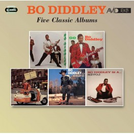 Five Classic Albums / Bo Diddley