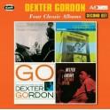Four Classic Albums Vol.2 / Dexter Gordon