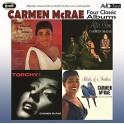 Four Classic Albums / Carmen McRae