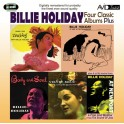 Four Classic Albums Plus / Billie Holiday