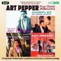 Four Classic Albums / Art Pepper