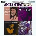 Four Classic Albums / Anita O'Day