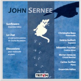 Sernee, John : Sunflowers - Le Chat - Discussion