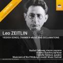 Zeitlin, Leo : Chants Yiddish, Musique de chambvre et Déclamations