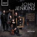 Jenkins, John : Intégrale de la Musique pour Consort de violes en quatre parties