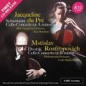 Schumann - Dvorak : Concertos pour violoncelle (Richard Itter Collection)
