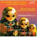 La musique russe pour piano et le monde de l'enfance