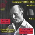 Sviatoslav Richter Archives Vol.16