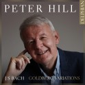 Bach : Les Variations Goldberg / Peter Hill
