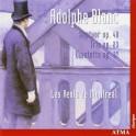 Blanc : Septuor Op.40, Trio Op.23, Quintette Op.37