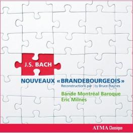 Bach : Nouveaux 'Brandebourgeois 7 - 12'