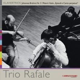 Vasks - Brahms : Trios avec piano