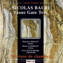 Bacri, Nicolas : Musique de chambre