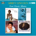 Four Classic Albums / Abbey Lincoln
