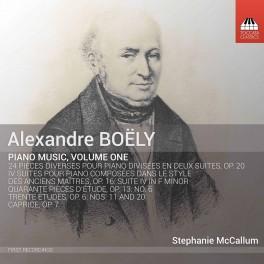 Boëly : Musique pour piano - Volume 1