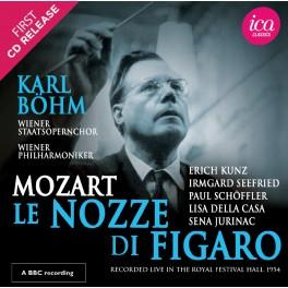 Mozart : Les Noces de Figaro / Karl Böhm (Richard Itter Collection)