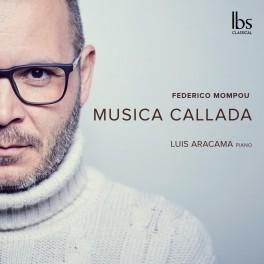 Mompou : Musica Callada