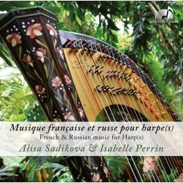Musique française et russe pour Harpe(s)