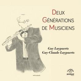 Luypaerts : Deux Générations de Musiciens