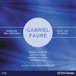 Fauré : Intégrale Des Mélodies Pour Voix Et Piano