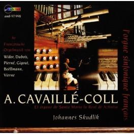 L'Orgue Sinfonique français - A.Cavaillé-Coll