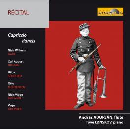 Capriccio danois, Récital pour flûte & Hommage à Carl Nielsen