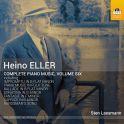 Eller, Heino : Intégrale de la musique pour piano - Vol.6