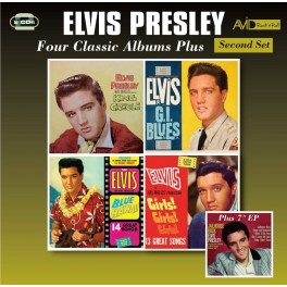 Four Classic Albums Plus Volume 2 / Elvis Presley