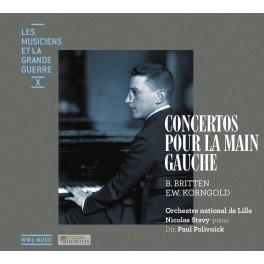 Les Musiciens et la Grande Guerre Vol.10 : Concertos pour la main gauche