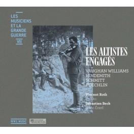 Les Musiciens et la Grande Guerre Vol.7 : Les Altistes Engagés