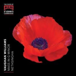 Vaughan Williams : Messe en sol min