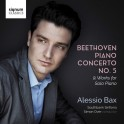 Beethoven : Concerto pour piano n°5 & Oeuvres pour piano solo / Alessio Bax
