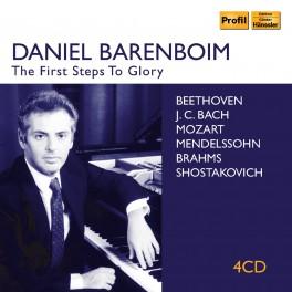 Les Premiers Pas Vers La Gloire / Daniel Barenboim