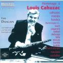 Hommage à Louis Cahuzac / Guy Dangain