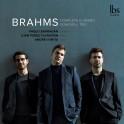 Brahms : Intégrale des Sonates et Trio avec Clarinette