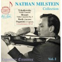 The Nathan Milstein Collection Vol.2 - Live performances 1957 - 1969