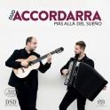Mas Alla Del Sueno, oeuvres pour accordéon et guitare