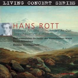 Rott, Hans : Symphonie pour cordes, Quatuor à cordes