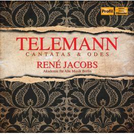 Telemann, Georg Philipp : Cantatas & Odes