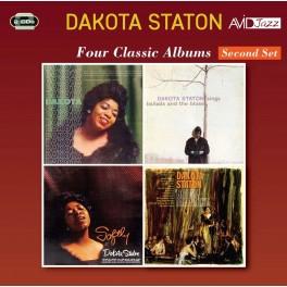 Four Classic Albums - Volume 2 / Dakota Staton