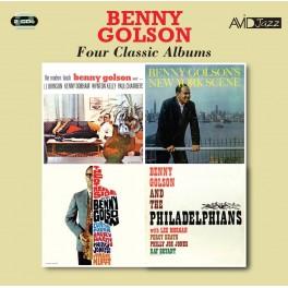 Four Classic Albums / Benny Golson