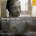 Antheil : Musique pour piano - Vol.1 - Oeuvres tardives 1939-55