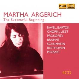 Le Début du Succès / Martha Argerich
