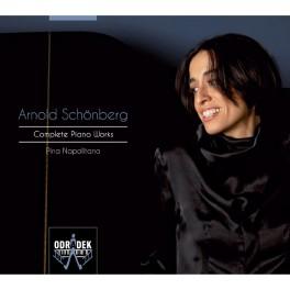 Schönberg : Intégrale de l'Oeuvre pour piano
