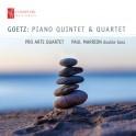 Goetz, Hermann : Quintette et Quatuor avec piano